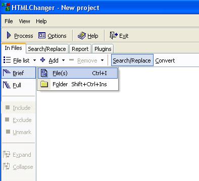 Htmlchanger